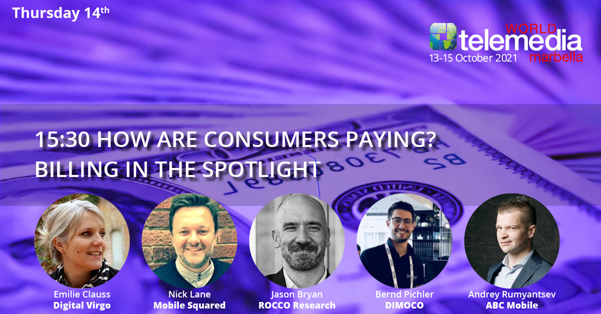 HOW ARE CONSUMERS PAYING? BILLING IN THE SPOTLIGHT