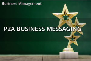 Consumer Insights: P2A Business Messaging