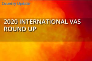 2020 international VAS Round up