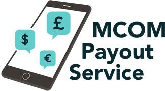 MCOM Payout Logo