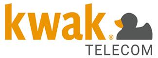 Kwak Telecom Logo