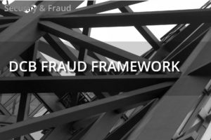 DCB: Taking on the fraudsters
